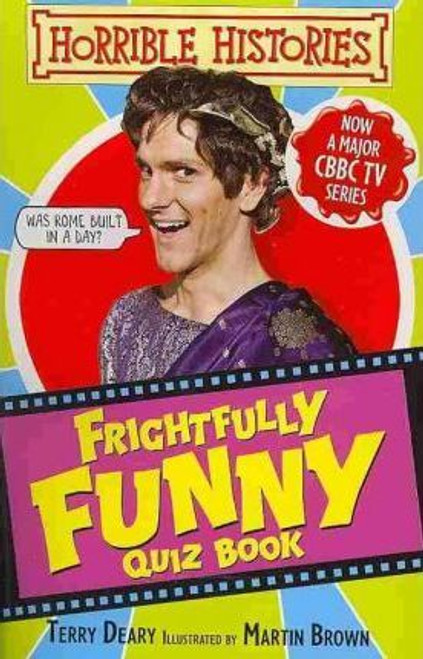 Deary, Terry / Frighfully Funny Quiz Book