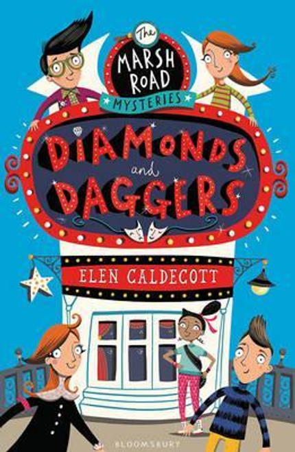 Caldecott, Elen / Marsh Road Mysteries: Diamonds and Daggers