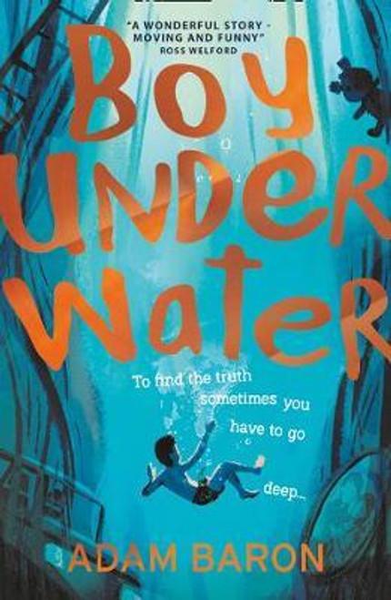 Baron, Adam / Boy Underwater