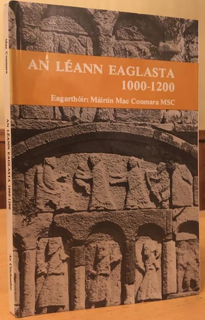 Mac Conmara, Máirtín - An Léann Eaglasta in Éirinn 1000-1200 - Hb