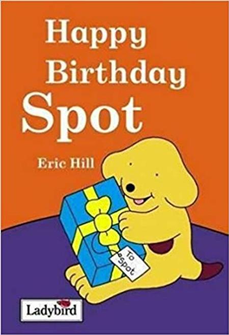 Hill, Eric / Happy Birthday Spot