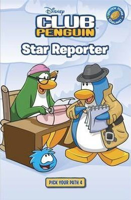 Club Penguin Pick Your Path 3: Star Reporter