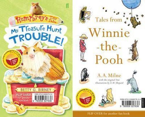 Milne, AA & Friends / Tales from Winnie-the-Pooh/ Humphrey's Tiny Tales: My Treasure Hunt Trouble