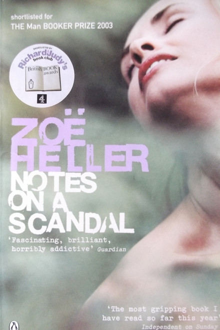 Heller, Zoe / Notes on a Scandal