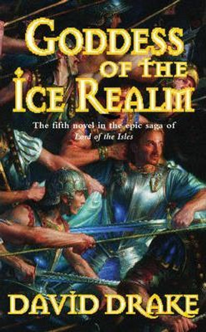 Drake, David / Goddess Of The Ice Realm
