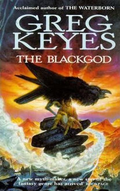 Keyes, Greg / The Blackgod