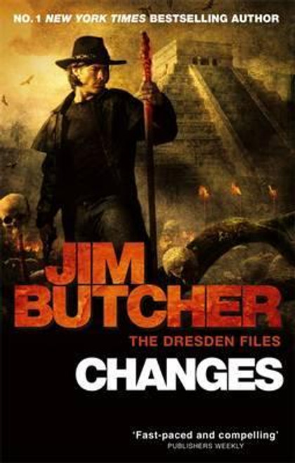 Butcher, Jim / Changes : The Dresden Files, Book Twelve