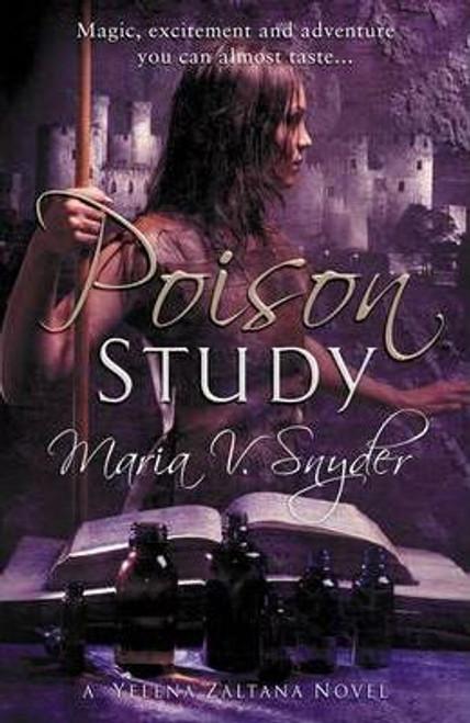Snyder, Maria V / Poison Study
