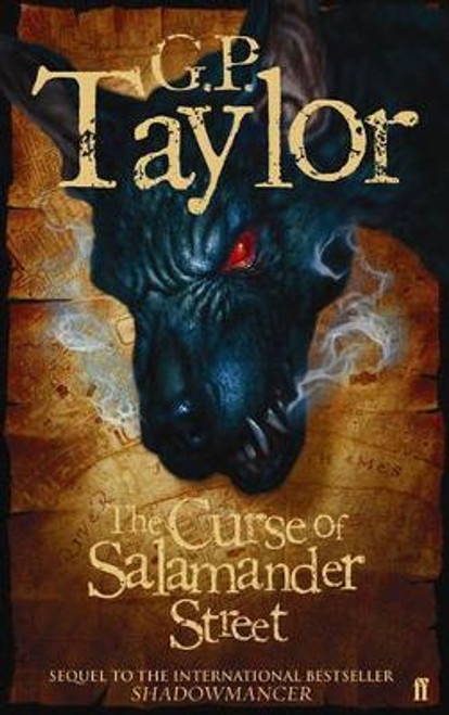 Taylor, GP / Shadowmancer Curse of Salamander Street