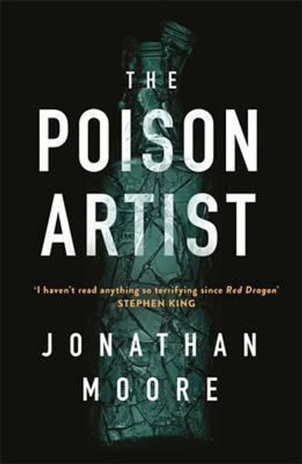 Moore, Jonathan / The Poison Artist