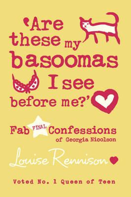 Rennison, Louise / Are these my basoomas I see before me?