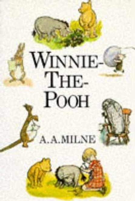 Milne, A.A. / Winnie the Pooh (Hardback)