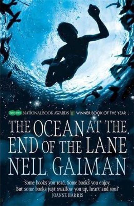 Gaiman, Neil - Ocean at the End of the Lane - PB BRAND NEW