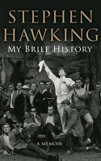 Hawking, Stephen / My Brief History (Hardback)
