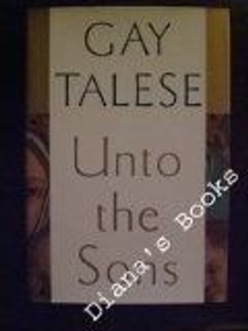 Talese, Gay / Unto the Sons (Hardback)