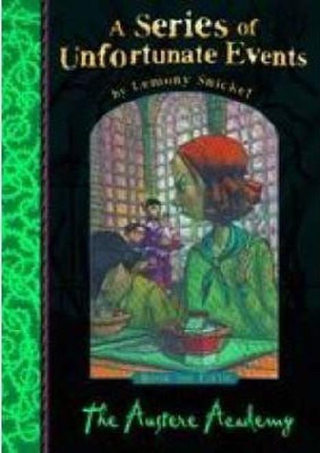 Snicket, Lemony / The Austere Academy (Hardback)