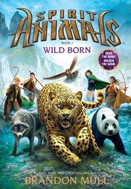 Mull, Brandon / Wild Born (Hardback)