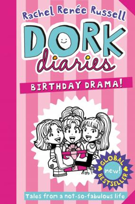 Russell, Rachel Renee /  Birthday Drama! (Hardback) ( Dork Diaries - Book 13 )