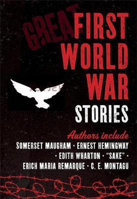 Maugham, Somerset / Great First World War Stories (Hardback)