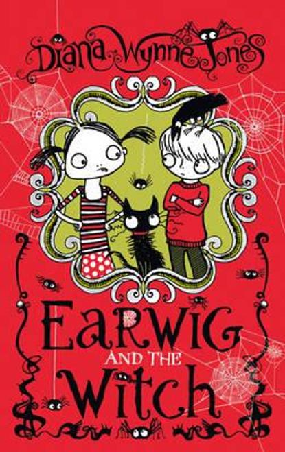 Jones, Diana Wynne / EARWIG AND THE WITCH (Hardback)