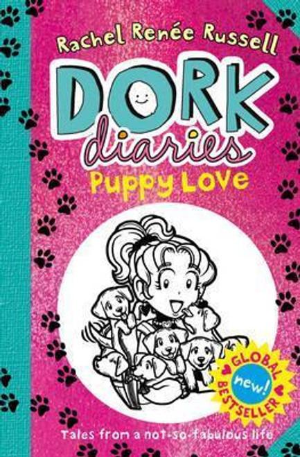 Russell, Rachel Renee / Dork Diaries: Puppy Love (Hardback)