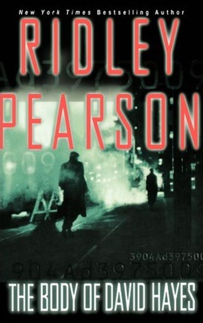 Pearson, Ridley / The Body of David Hayes (Hardback)
