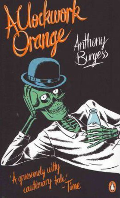 Burgess, Anthony - A Clockwork Orange - BRAND NEW PB - Penguin Essentials Edition