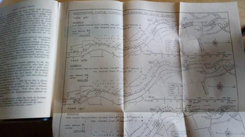 Robertson, N.K - Thrifty Salmon Fishing - HB Slaney - Wexford - 1945 1st Ed