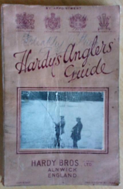 Hardy's Anglers Guide - Vintage PB Fishing Catalogue  1934