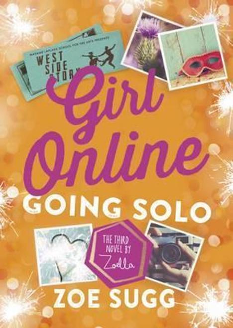 Sugg, Zoe / Girl Online: Going Solo (Hardback)