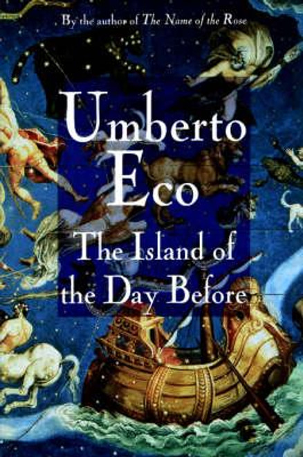 Eco, Umberto / The Island of the Day Before (Hardback)