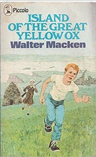 Macken, Walter - Island of the Great Yellow Ox - Vintage PB 1972 - illustrated