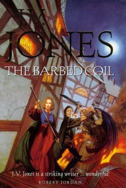 Jones, J.V. / The Barbed Coil (Hardback)