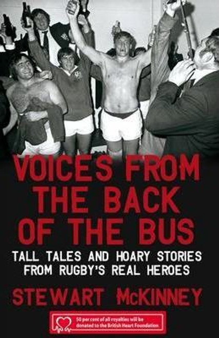 McKinney, Stewart / Voices from the Back of the Bus (Hardback)