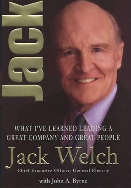 Welch, Jack / Jack (Hardback)
