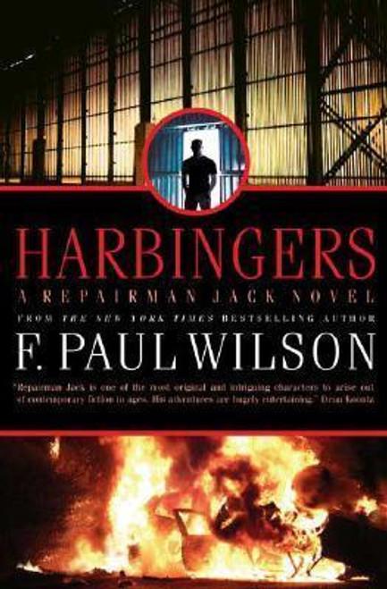 Wilson, F Paul / Harbingers (Hardback)