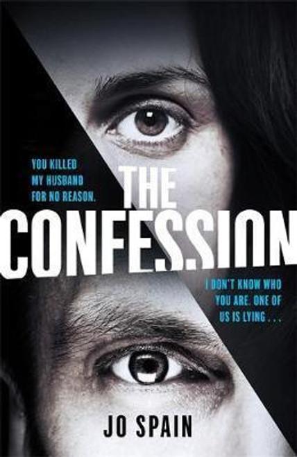 Spain, Jo / The Confession (Hardback)