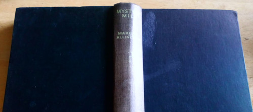 Allingham, Margery - Mystery Mile - Vintage Classic Crime - Hardcover - 1938