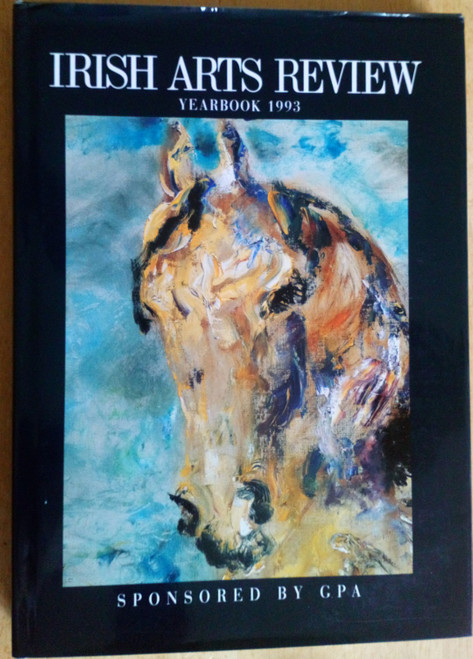 Irish Arts Review Yearbook Volume 9 - 1993 - Hardback Brand New