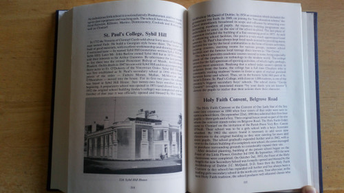 McIntyre, Dennis - The Meadow of the Bull : A History of Clontarf - PB 1st edition 1987- Dublin - SIGNED 1ST ED - 1987