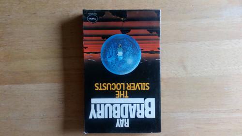 Bradbury, Ray - The Silver Locusts  ( The Martian Chronicles ) - Vintage Panther PB  1977 - Originally 1951
