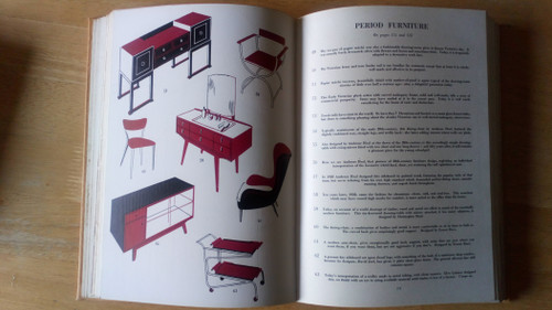 Cairns, Julia - Home Making - A Mid Twentieth Century Guide - Interior Design 20th century - HB - Illustrated