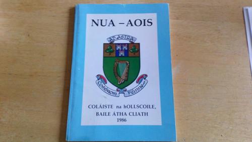 Nua- Aois 1986 - UCD - As Gaeilge - PB - Blianiris Cumann Na Gaeilge