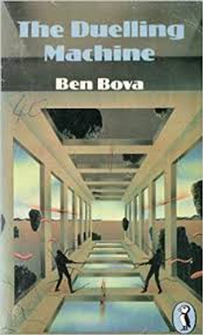 Bova, Ben - The Duelling Machine - Vintage PB - SF - 1977 ( Originally 1971)