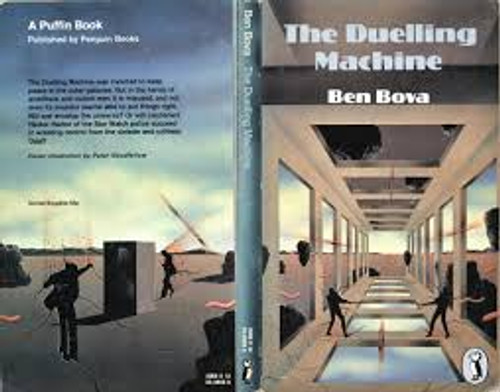 Bova, Ben - The Duelling Machine - Vintage PB - SF - 1977 ( Originally 1971)