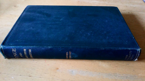 Corkery, Daniel - Synge and Anglo-Irish Literature : A Study - HB 1st Edition - 1931