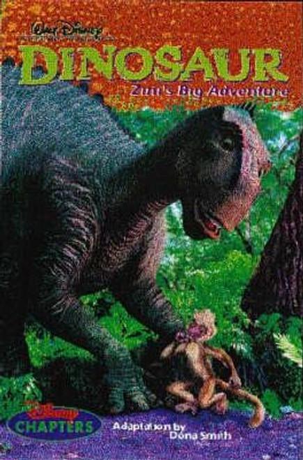 "Smith, Dona / Disney's ""Dinosaur"" Chapter Book: Zini's Big Adventure"