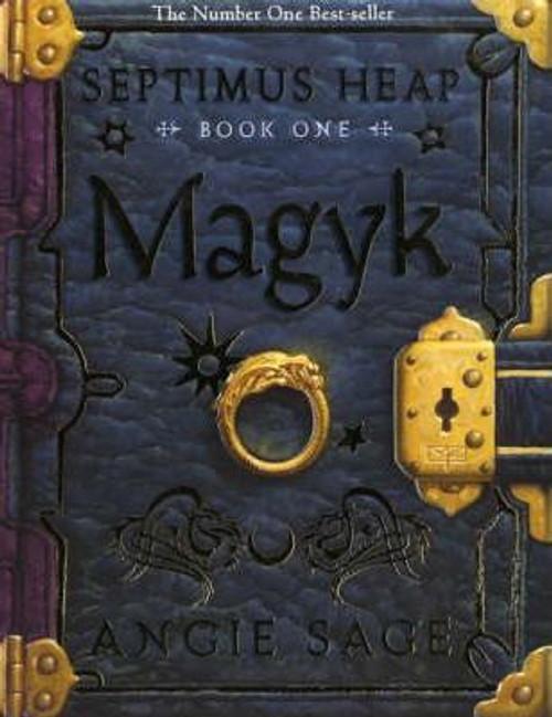 Sage, Angie / Magyk ( Septimus Heap Series - Book 1 )