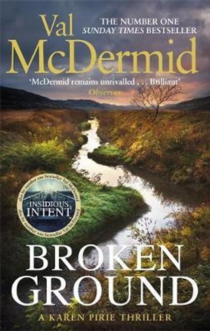 McDermid, Val / Broken Ground