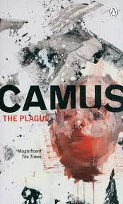 Camus, Albert - The Plague - BRAND NEW PB -  ( Originally 1947)